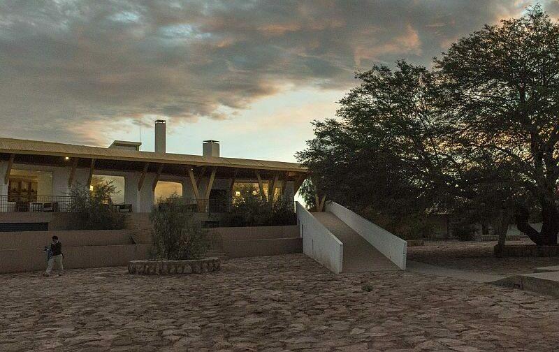 Lodge Explora Atacama desert